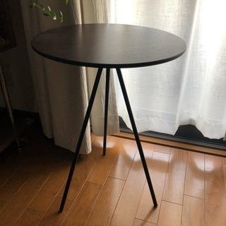 サイドテーブル丸型