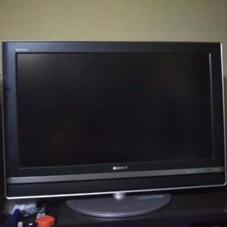 SONY テレビ KDL-32V 1000 & PANASONIC...