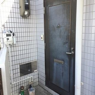 ドア交換ですか!こんな方法もあります。