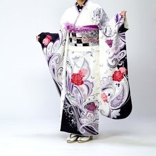 海外で日本の文化を紹介するために長袖の着物セットが欲しい