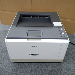 EPSON エプソンレーザープリンター LP-S300N 中古