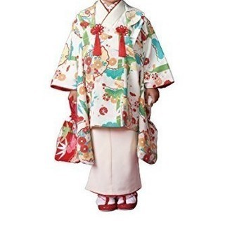 海外で日本の文化を紹介するため七五三の着物セットが欲しい