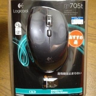 ロジクール無線マウス m705t