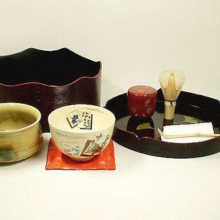 海外で日本の文化を紹介するために茶道具が欲しい