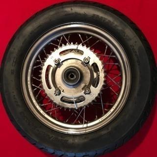 ビラーゴ 250 リアタイヤ