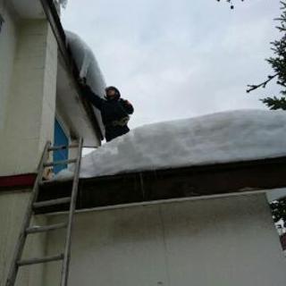 除雪、屋根の雪下ろし  迅速対応!! - 地元のお店