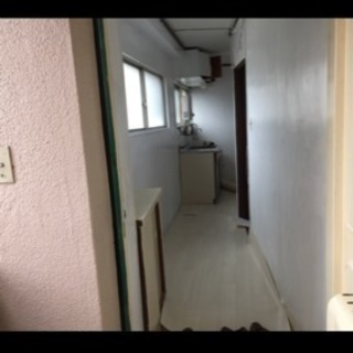 初期費用不要 家具付き 小倉駅近く 入居予定者 募集