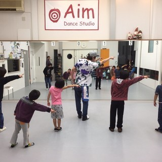 初心者対象!ロックダンス教室無料体験教室の募集のお知らせ。