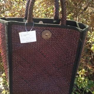 天然素材 エスニックバッグ 鞄