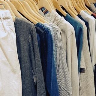 【無料出張買取】どんな洋服も<3点>1000円で買取いたします!