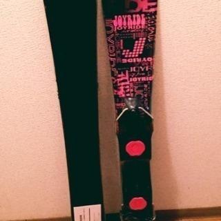 【新品】スキー板