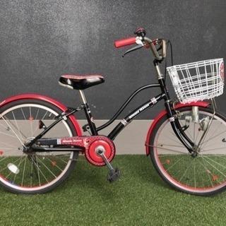 子供用自転車 20インチ ミニーマウス