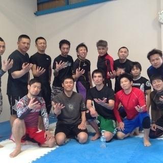 総合格闘技・ボクシング・柔術・キックボクシング
