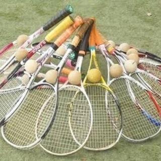 ソフトテニス 1/20 9時〜11時 東板場庭球場