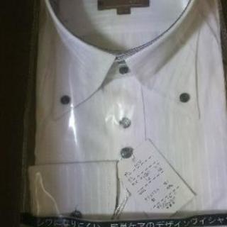 未使用、未開封  男性用形態安定シャツ