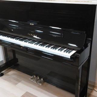 アップライトピアノをお譲りいただきたく
