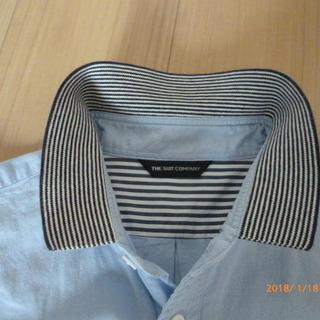 【美品】  The Suit Company カジュアルシャツ ...