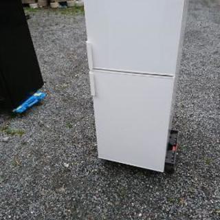 無印良品冷蔵庫   2013年  美品      ホワイト