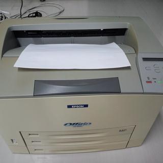 EPSON エプソンレーザープリンター LP-9100 中古