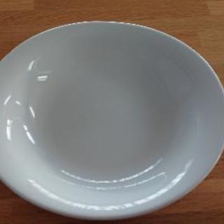 オーバルのカレー皿