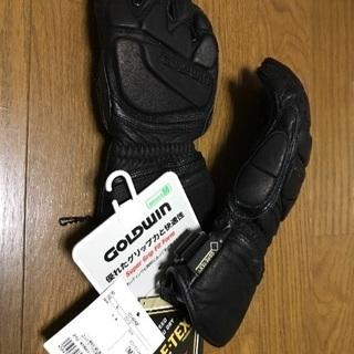 新品¥23000 Gore-Tex黒スキーグローブ