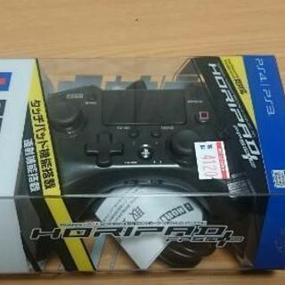 【ほぼ新品】PS4/PS3コントローラー【HORIPAD FPS...