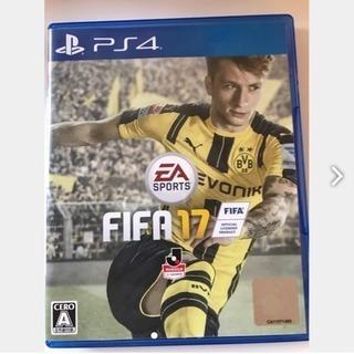 FIFA17  ゲームソフト