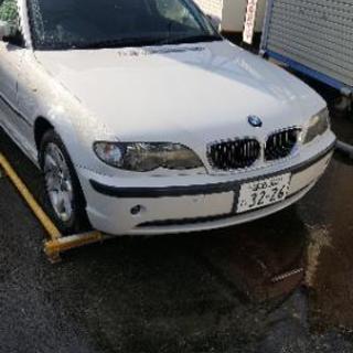 BMW E46 320I 禁煙車