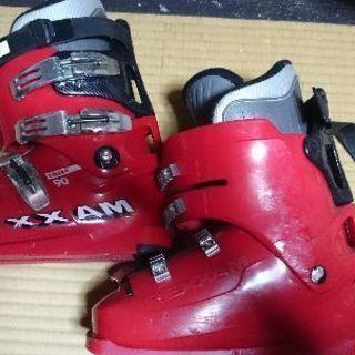 スキーブーツ REXXAM レクザム LIBERO90 25.5 中古