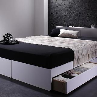 新品#121993-121996 分類:収納ベッドセット 1年保証...