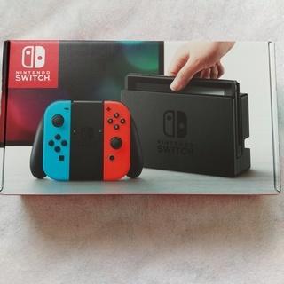 【新品未開封】  任天堂 Nintendo Switch本体 ネ...