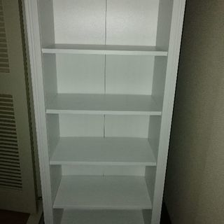 IKEAワイトキャビネット