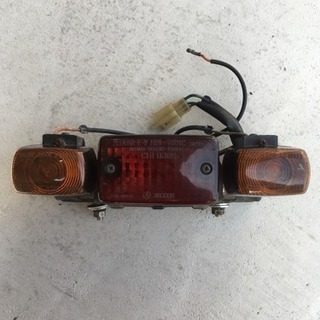 NSR50/80 テールランプ ウインカーセット