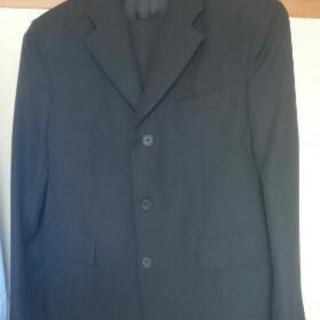 値下げ。150サイズ1回使用超美品スーツ、ワイシャツ、靴 セット