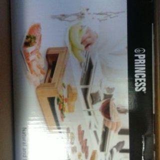 【新品・未使用品】 プリンセステーブルグリルピュア