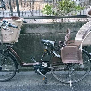 値下げ!アンジェリーノ アシスタ 子供乗せ 自転車