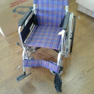 カワムラサイクル アルミ製車椅子 KAJ202SB-40