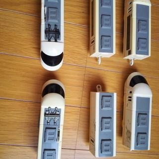 TOMAおもちゃ電車およびレールを譲る