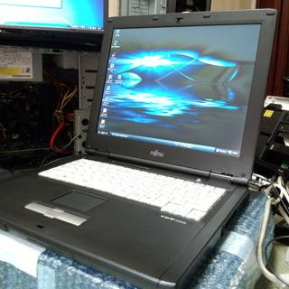 ノートパソコン 富士通 FMV LIFEBOOK C8230 Wi...