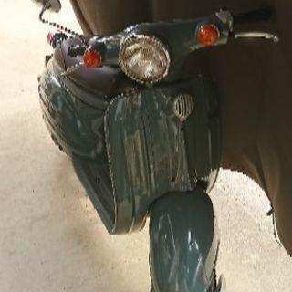 スズキ ヴェルデ 50cc モスグリーン