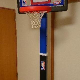 子供用 バスケットゴール ボール付き