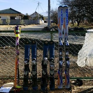 スキー板 3本 バラ売り可能です