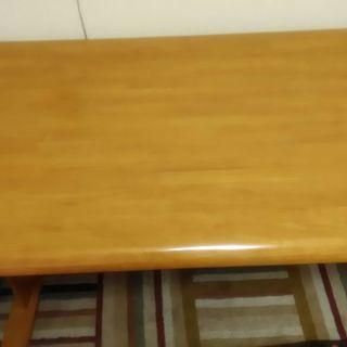 120㎝木目ダニングテーブル