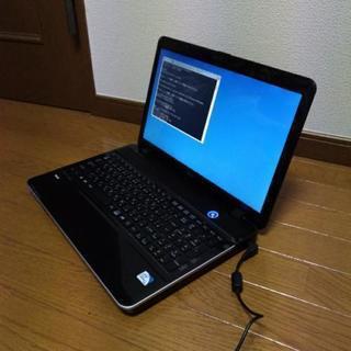 Fujitu ノートパソコン