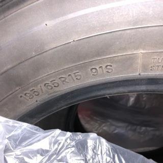 タイヤ4本セット / 美品