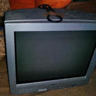 ブラウン管テレビ(ジャンク品)