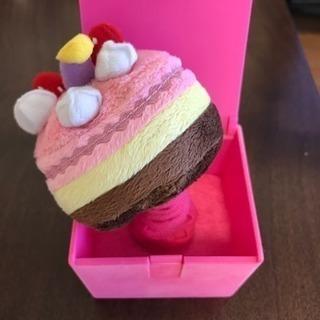 【新品】飛び出すケーキ