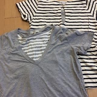 授乳シャツ半袖