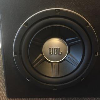 JBL  10インチ サブウーファー シングルボイスコイル