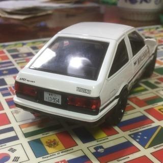 パンダトレノ AE86‼️   イニシャルD - おもちゃ
